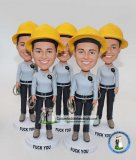 Custom Bobbleheads From Photos Bobbleheads Wholesale 5 doll +