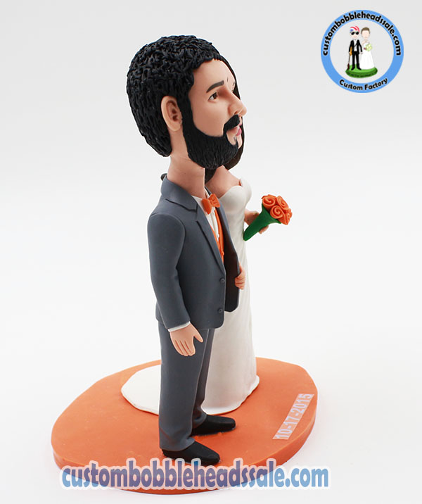 Groupon Wedding: Custom Wedding Bobblehead Groupon Cheap